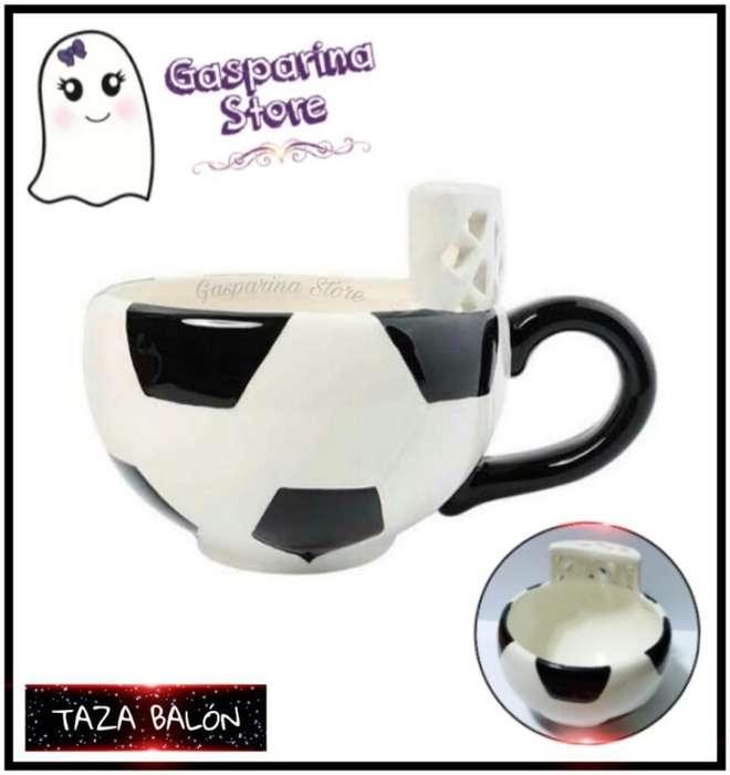 Taza Balon de Futbol