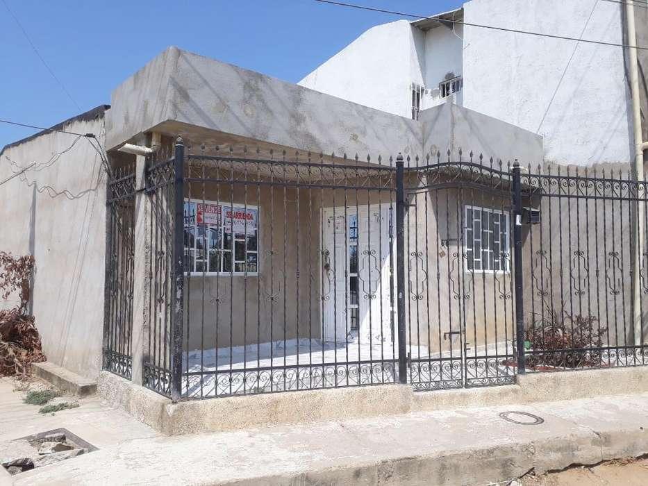 Vendo Casa en Riohacha Buena
