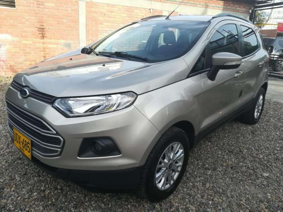 <strong>ford</strong> Ecosport 2015 - 49731 km