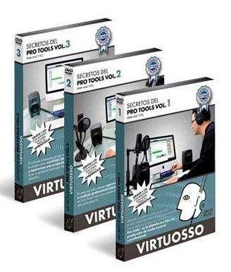 Curso de Pro Tools en DVD