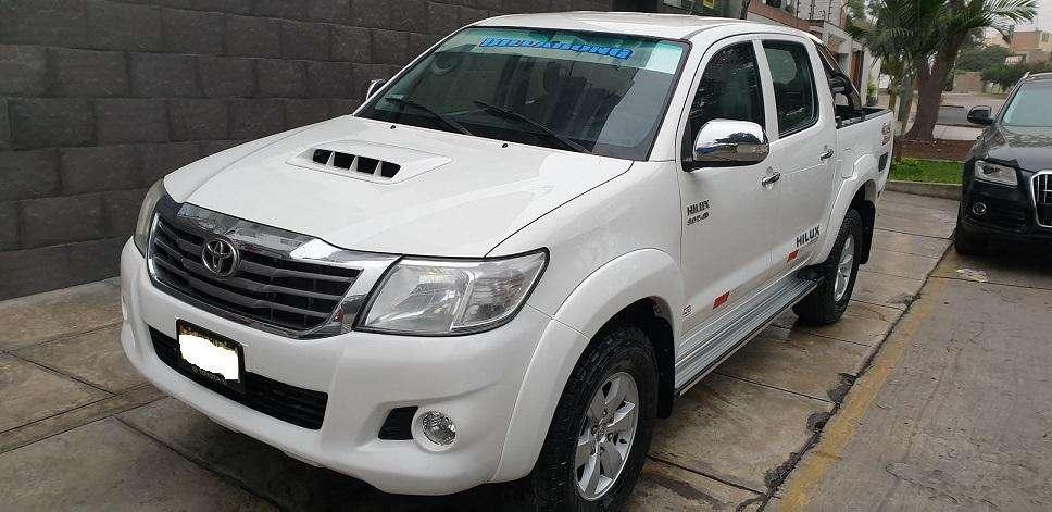 Toyota Hilux 2012 - 58800 km