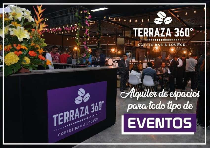 Alquiler Terraza Para Eventos Servicios 1067348987