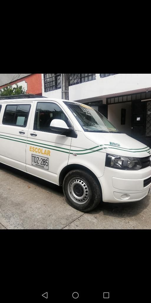 Servicio de Trasporte a Nivel Nacional