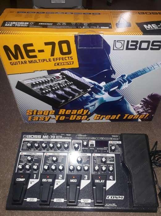 Pedalera Boss ME70