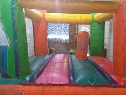 SE ALQUILA INFLABLE