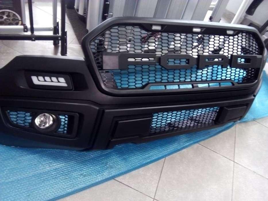 Bodi Kit Ford Ranger