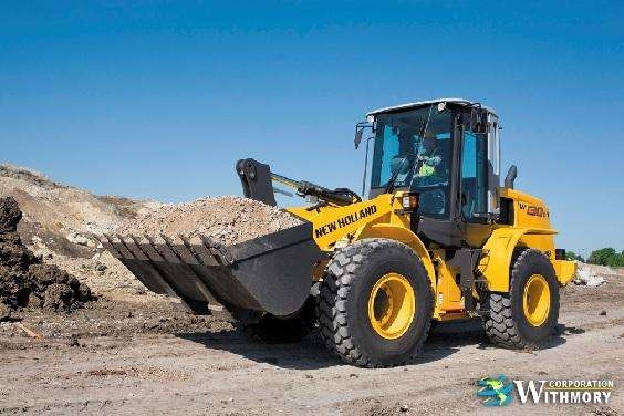 Tractor – Cargador frontal New Holland W130D