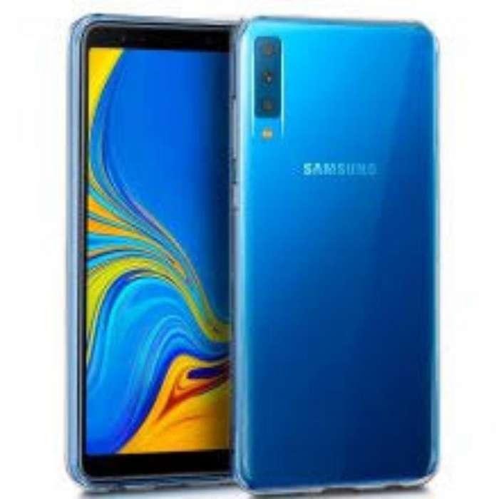 Vendo Samsung A7 2018 cel.927613667