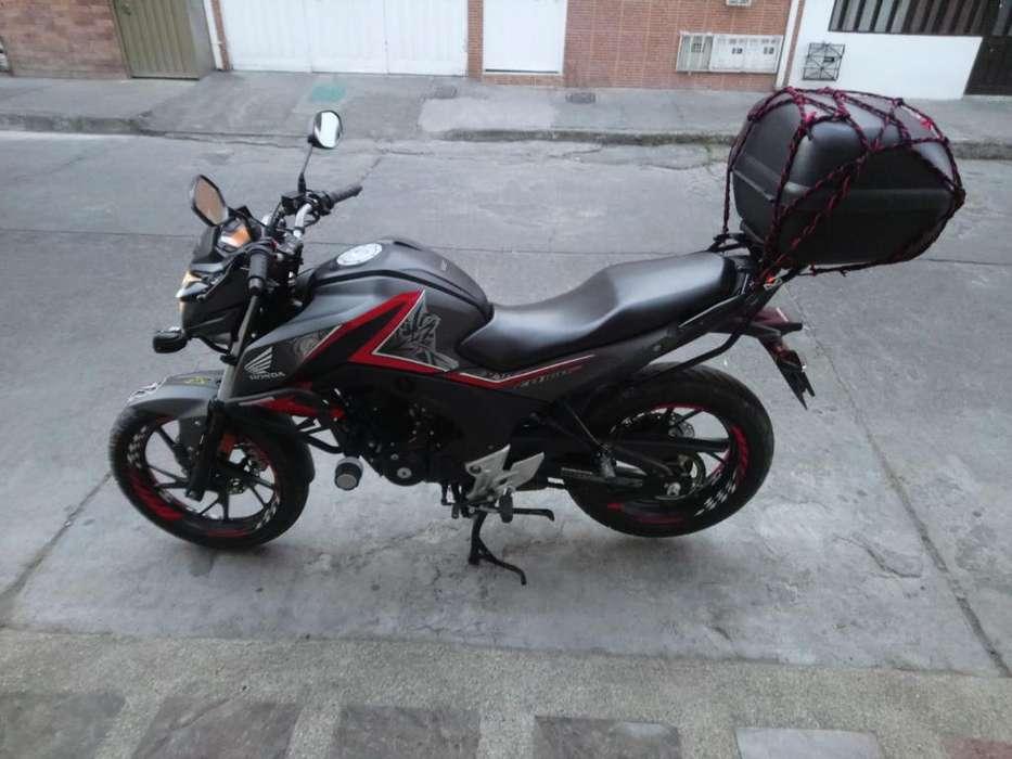 Vendo Moto Honda Cb160dlx