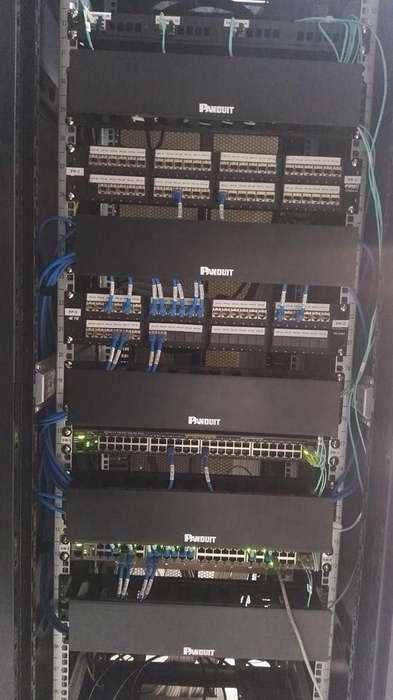 red de datos -cableado e instalación