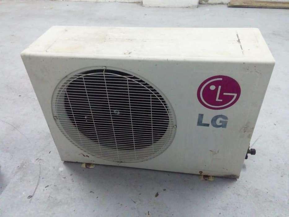 aire acondicionado lg de 2500 frigorias