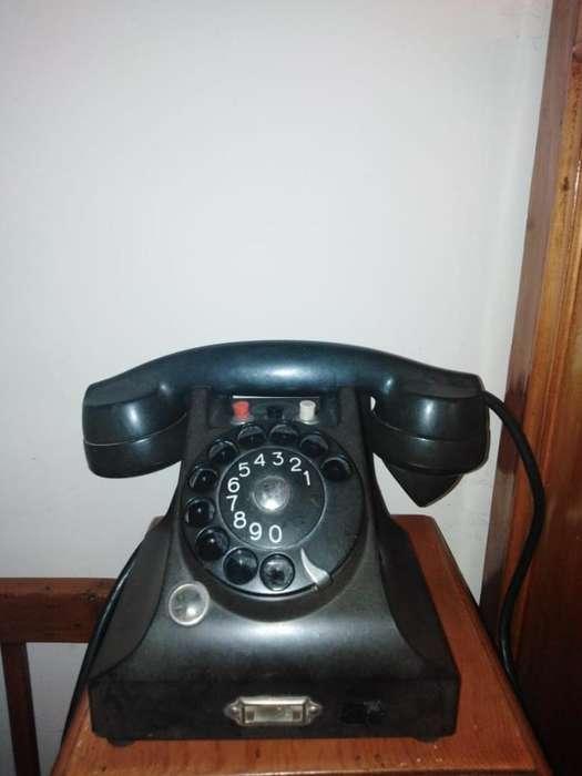Antiguo Teléfono Central Marca Ericsson