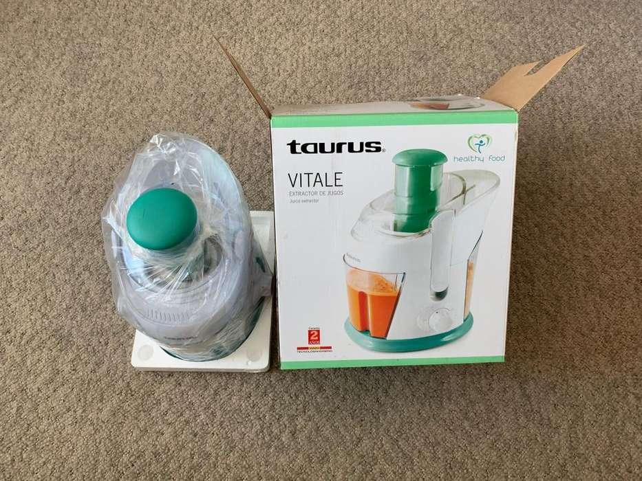<strong>extractor</strong> de jugos marca Taurus Vitale, Nuevo, Importado, Español