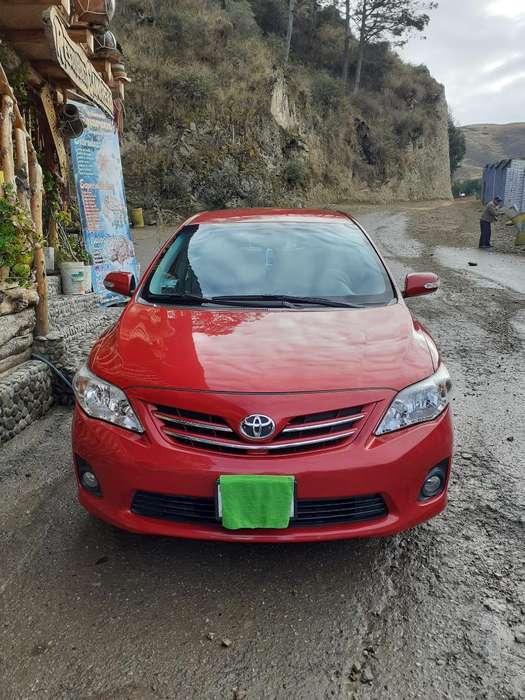 Toyota Corolla 2013 - 62200 km