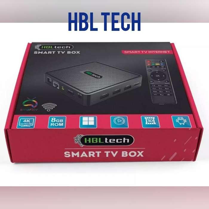Hdl Tv Box Convierte Tu Tv en Smart