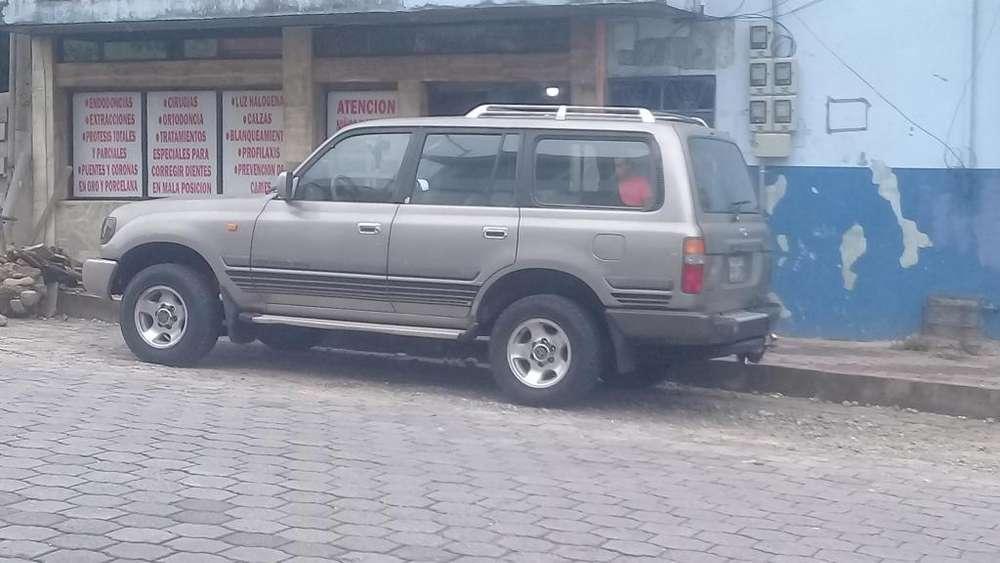 Toyota Land Cruiser 1998 - 358000 km