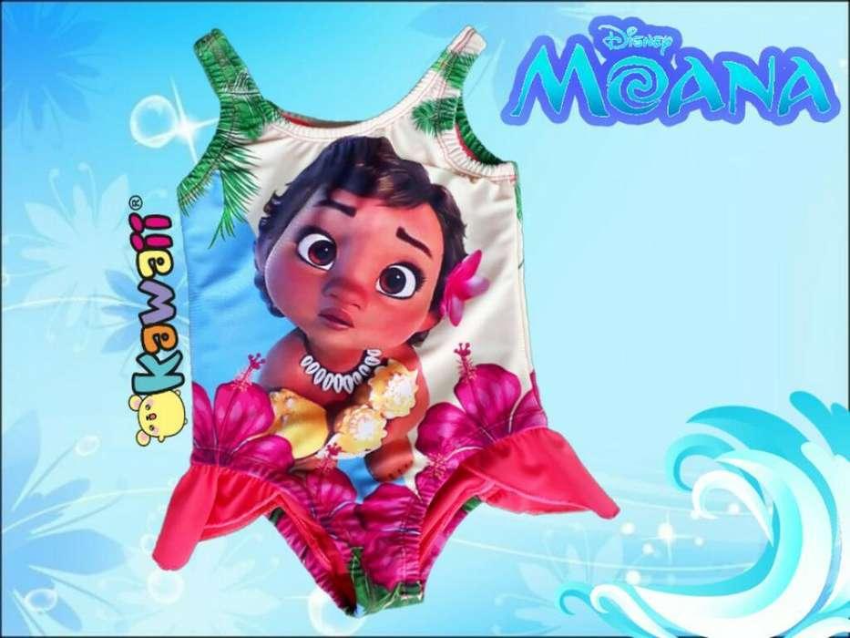 Traje de Baño Personalizado Baby Moana