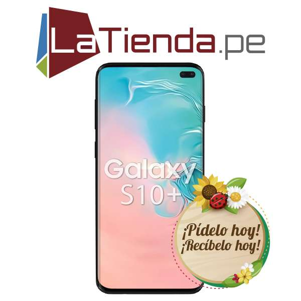 Samsung Galaxy S10 Plus Android 9.0 PIE
