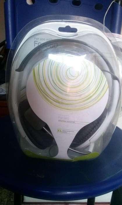 Headset para xbox 360 audifonos para jugar en linea