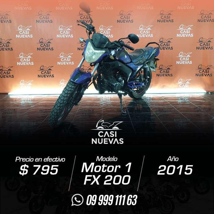 Motor 1 FX 200