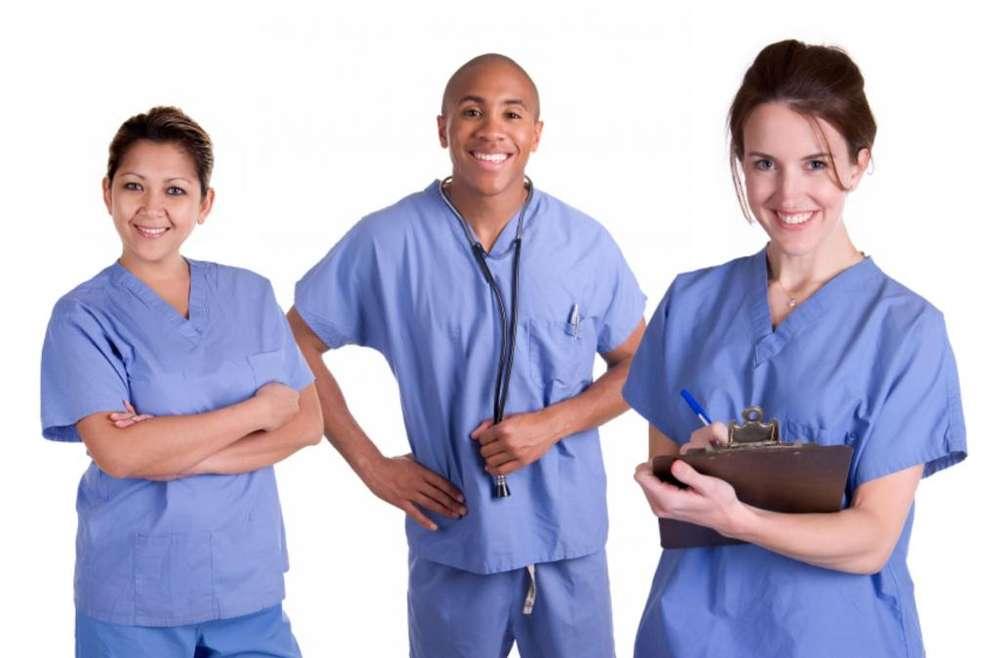 <strong>enfermera</strong>s, Paramedicos y Fisioterapeutas