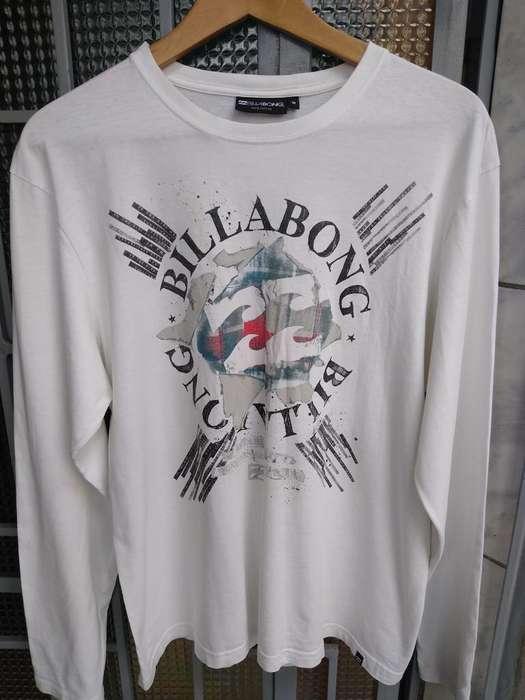 Polo Billabong Talla M Original