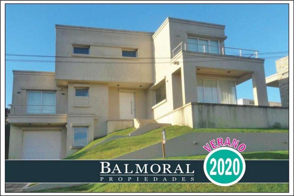 Ref: 8877 - Casa en alquiler, Pinamar, Zona Lasalle