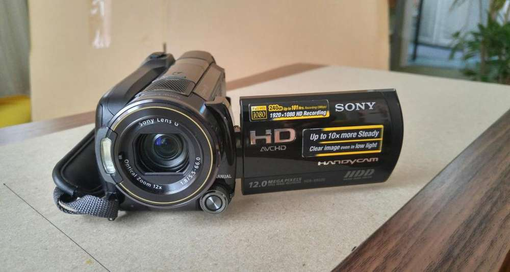 FILMADORA <strong>sony</strong> HDRXR520V