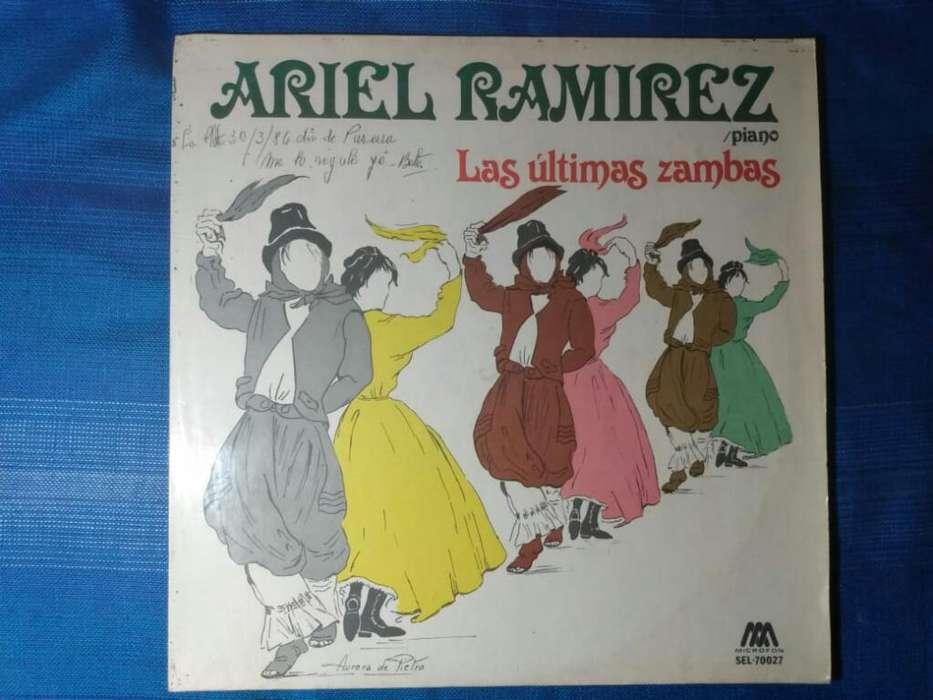 Ariel Ramirez Las Últimas Zambas