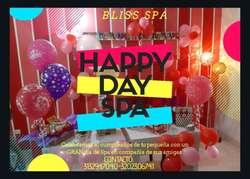 Dia de Spa para El Cumpleaños de Tu Hija
