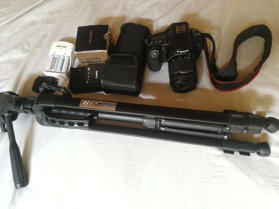 Se Vende Kit de Cámara Fotográfica
