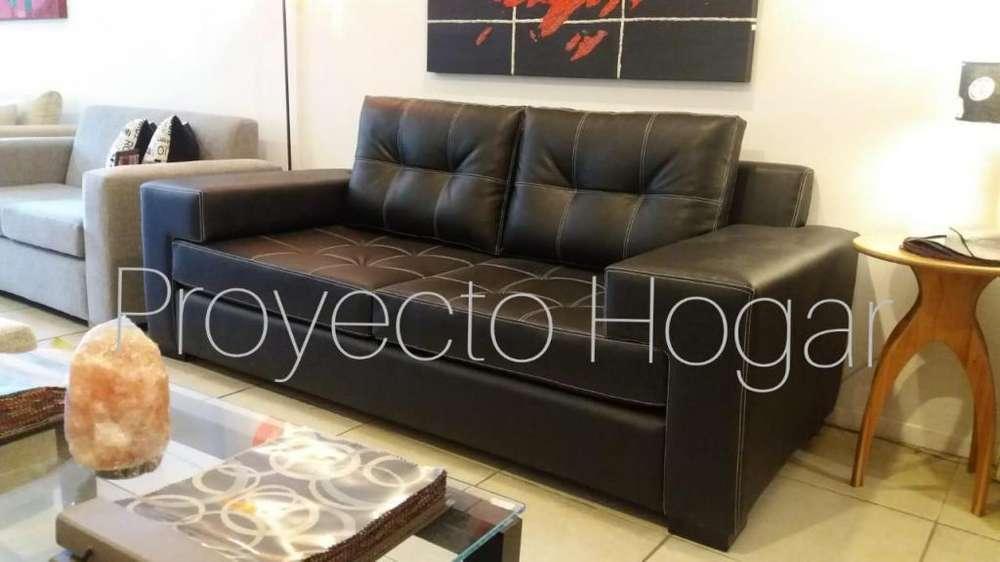 Sofa Glam 2 cuerpos