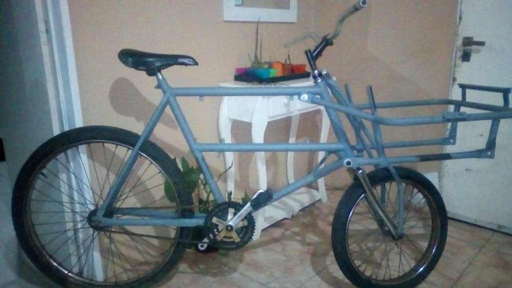 Bicicleta de reparto