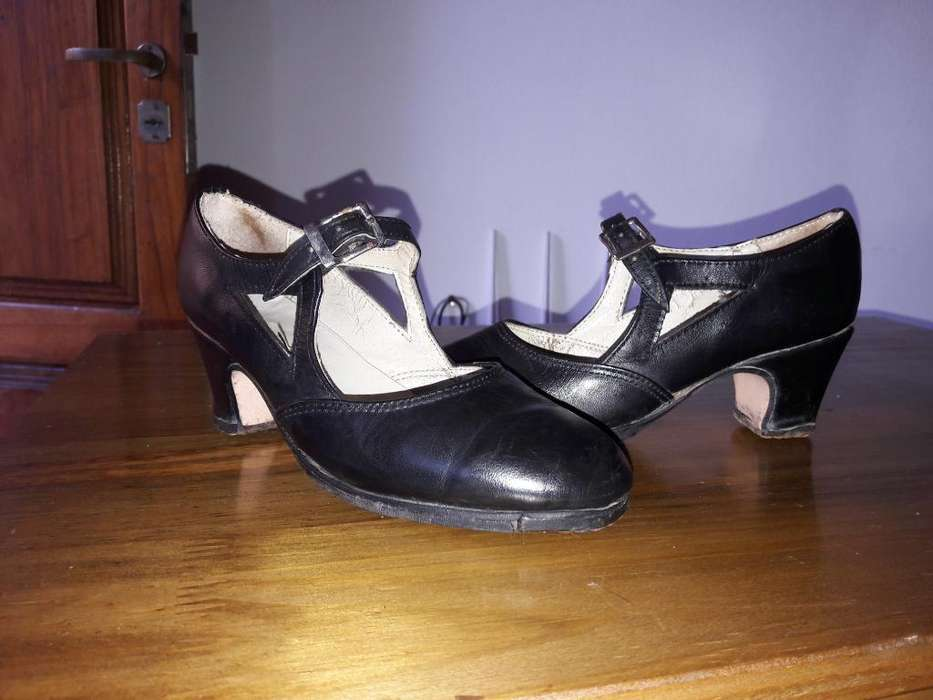 Zapatos de Danza Española