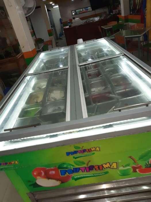 Se Vende Enfriador Exhibidor de Frutas