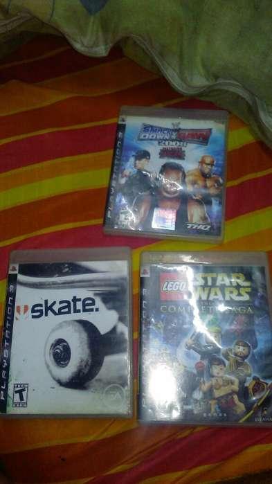 Vendo Corta Cable Y Juegos Ps3 Originale