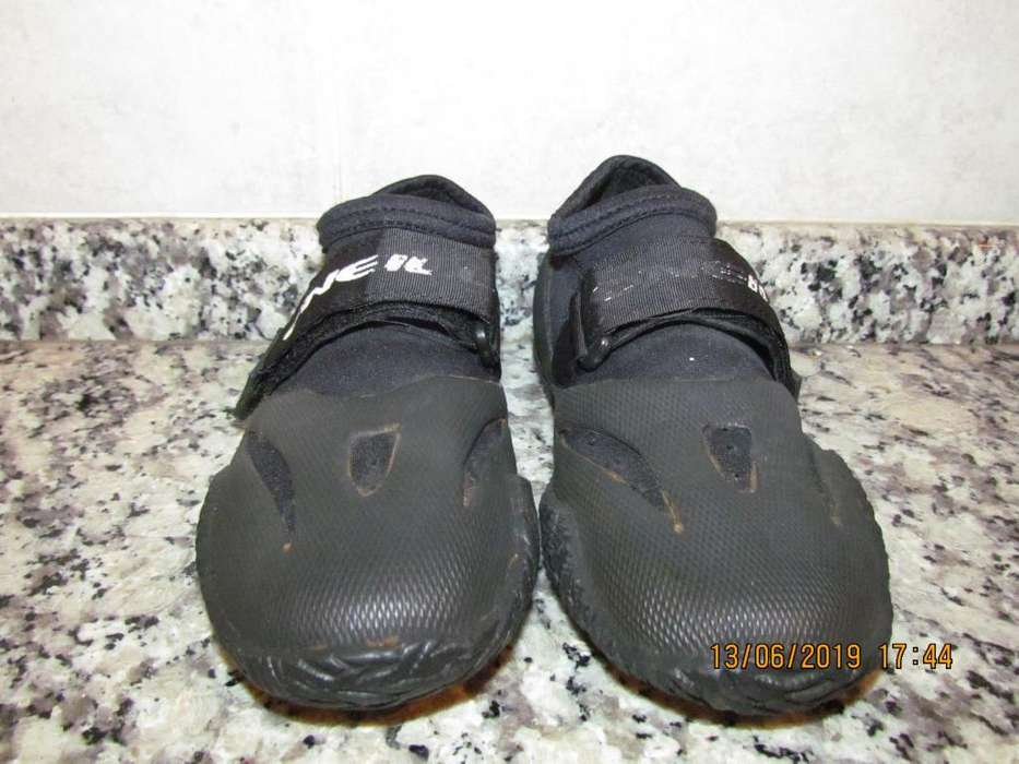 Zapatillas de Neoprene Oneil Originales - Usadas - Excelente Estado