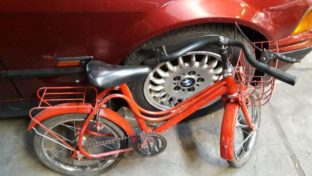 Bicicleta Niños Retro