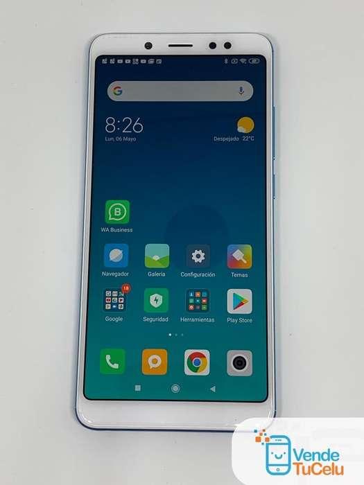 Xiaomi Redmi Note 5 (Dual) • 32GB • Deja tu Equipo en Parte de Pago • Se da Garantia/Boleta/Factura