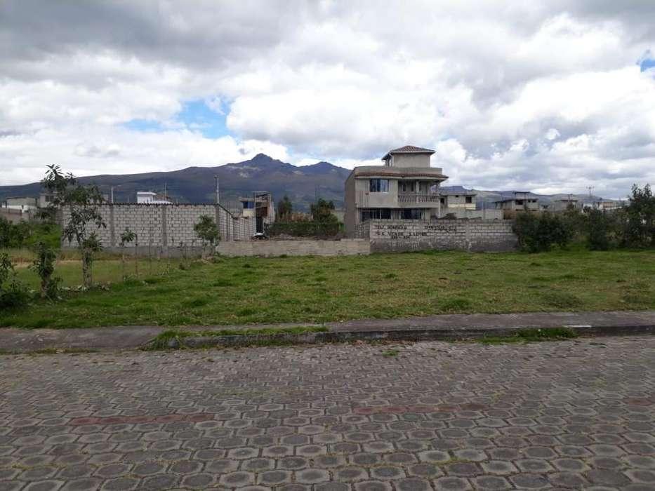 Terrenos en Venta Localidad de Machachi.