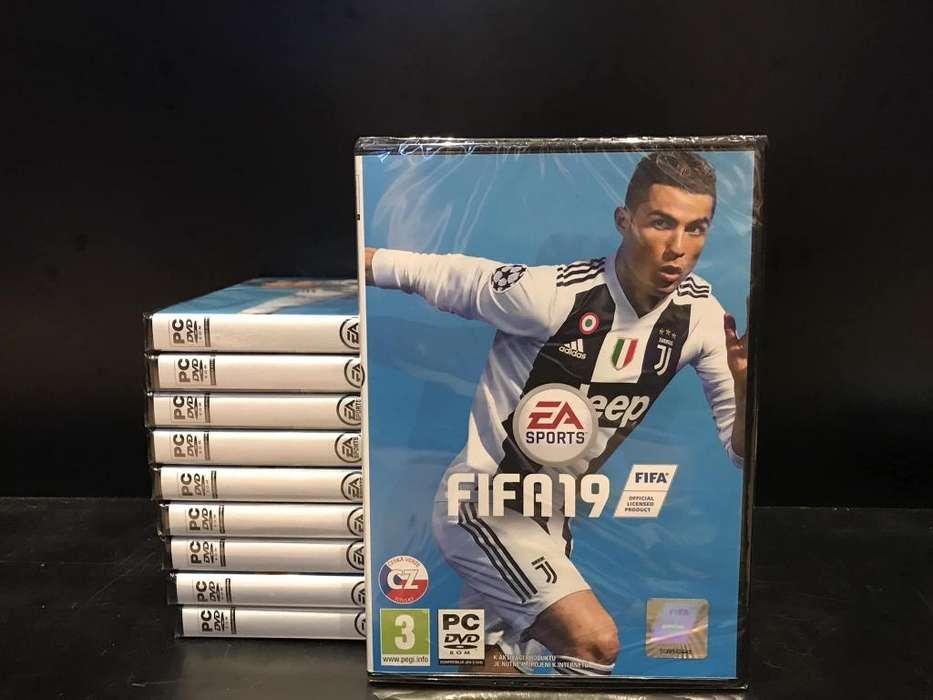 PES 19 FIFA 19 ORIGINAL