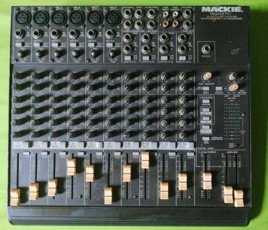 Consola Mezclador Mackie 1402 Vlz Pro