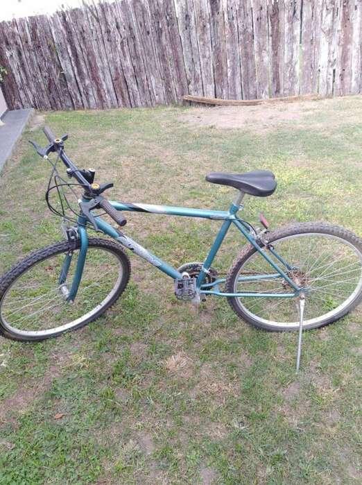 VENDO bicicleta con 5 cambios rodado 23