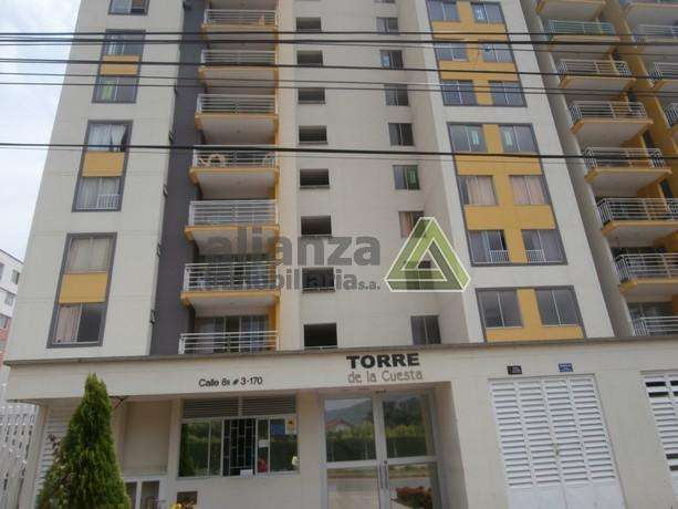 Venta <strong>apartamento</strong> Cll 8n #3-170 Apto 701 T1 Conj Resid Tor Floridablanca Alianza Inmobiliaria S.A.