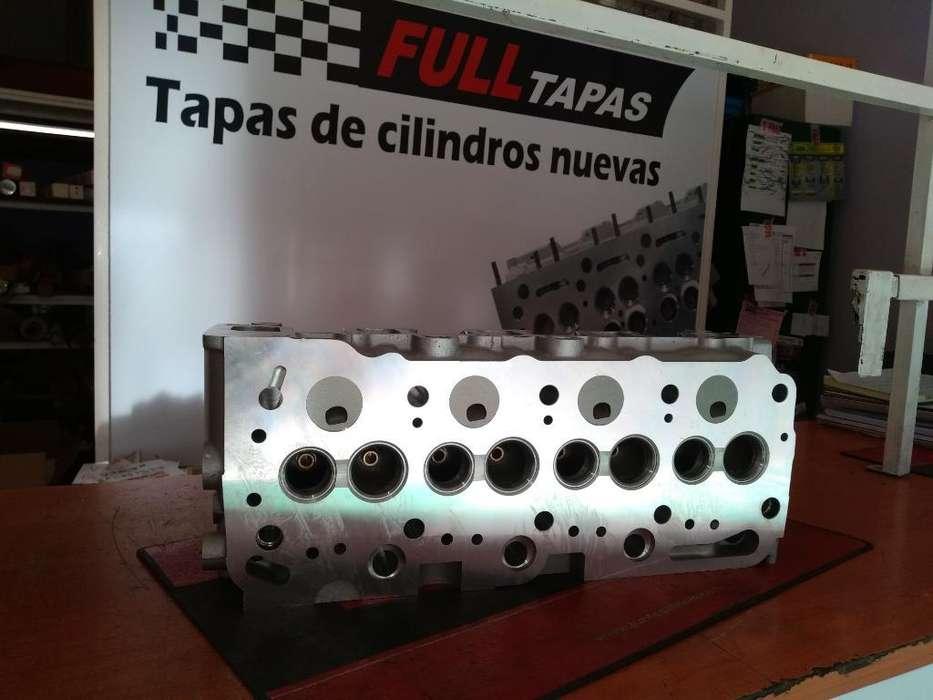 Tapa de Cilindro Corsa Combo Diesel 1.7