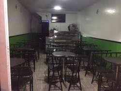 Se Vende Mobiliario para Bar