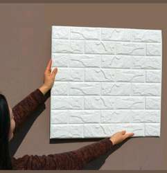 Pared 3d Impermeable
