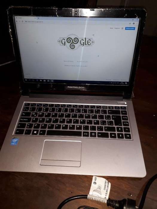 Notebook Positivo Bgh E 955 X