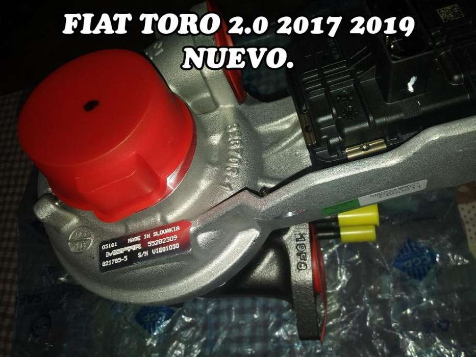 Turbo <strong>fiat</strong> Toro