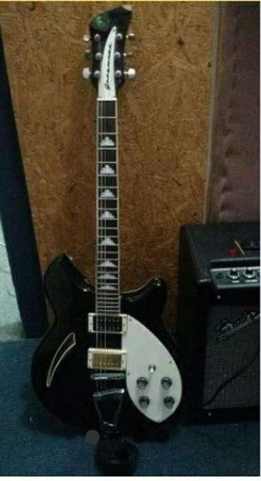 Guitarra Electrica Lennon con Seymour Du